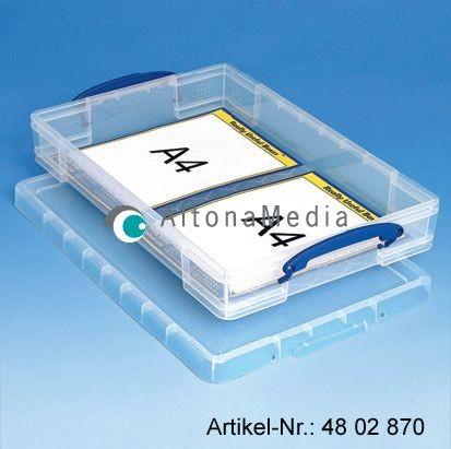 10 Liter Kunststoffbox mit Deckel