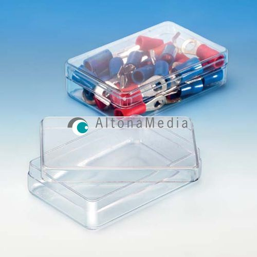 26,2 ml Dose - 58 x 38 x 15 mm Klarsichtdose mit Deckel Großpack