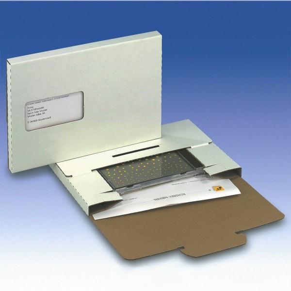 DiscBox CD1 Fenster zum Ausbrechen