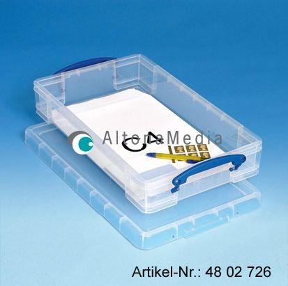 6 Liter Kunststoffbox mit Deckel