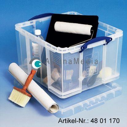 42 Liter Kunststoffbox mit Deckel