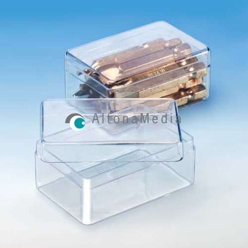 52,4 ml Dose - 58 x 38 x 28 mm Klarsichtdose mit Deckel Großpack