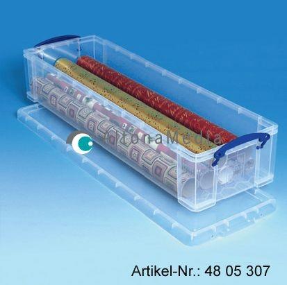 22 Liter Kunststoffbox mit Deckel