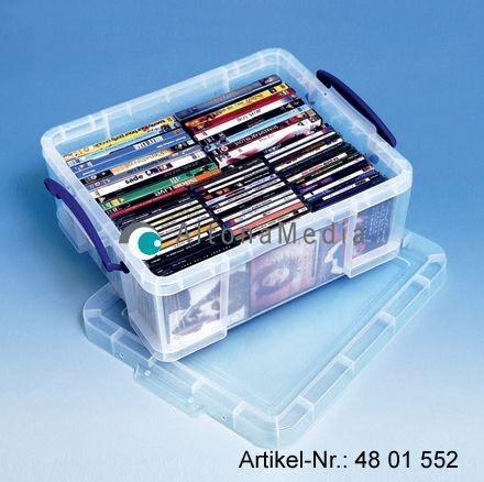 18 Liter Kunststoffbox mit Deckel