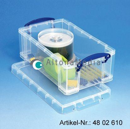 5 Liter Kunststoffbox mit Deckel