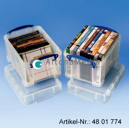 3 Liter Kunststoffbox mit Deckel