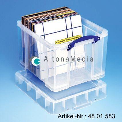 35 Liter-Box XL Vinyl LP mittel