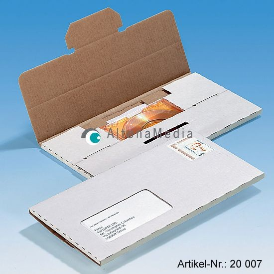 "DiscBox für Mini-CD / Disketten 3,5"""