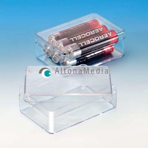 36,3 ml Dose - 58 x 38 x 20 mm Klarsichtdose mit Deckel Großpack