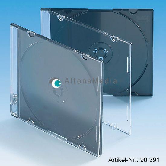 Slimcase 5,2 mm, Bodenteil schwarz