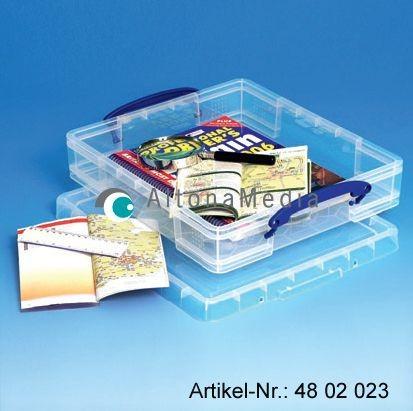7 Liter Kunststoffbox mit Deckel