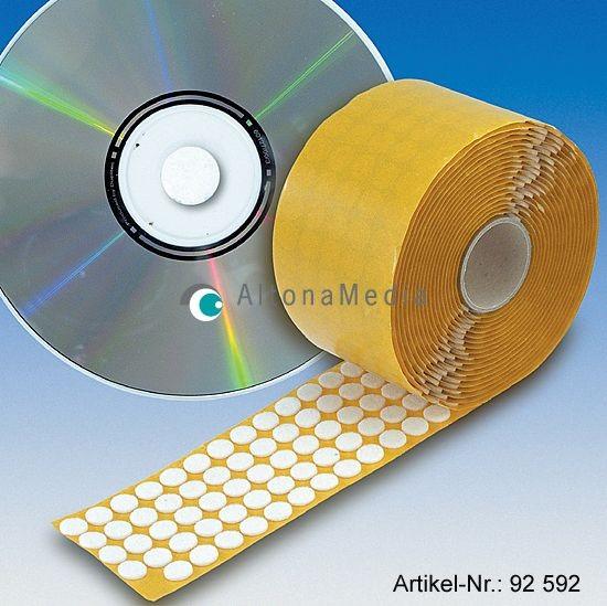 CD-Filzpunkt 90er Pack