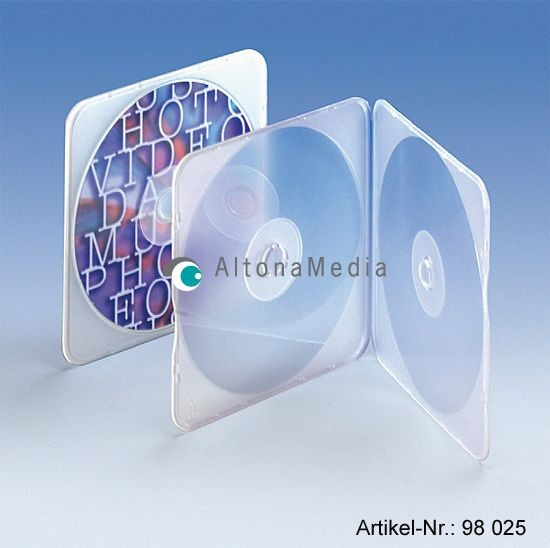 CD-Mailcase PP