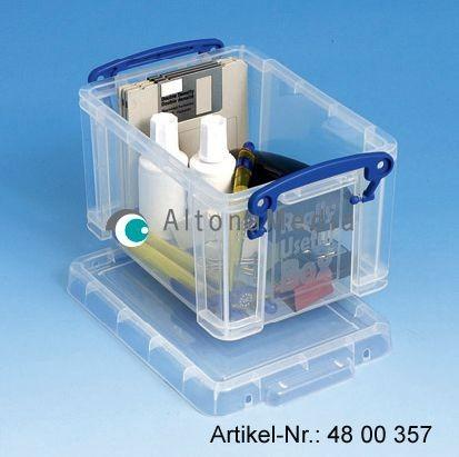 1,6 Liter Kunststoffbox mit Deckel
